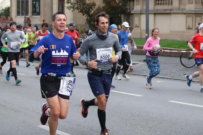 Marathon de Francfort 2017