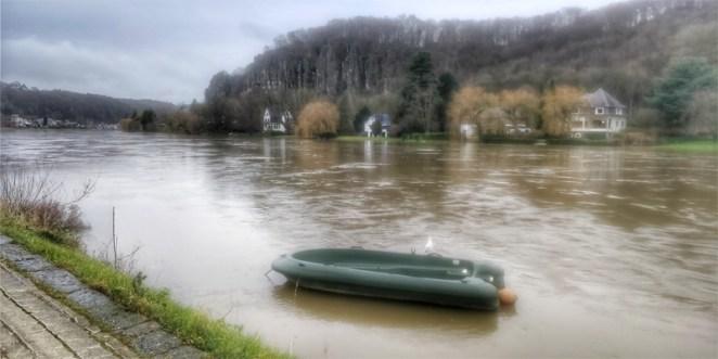 Promenade de Meuse à Wépion