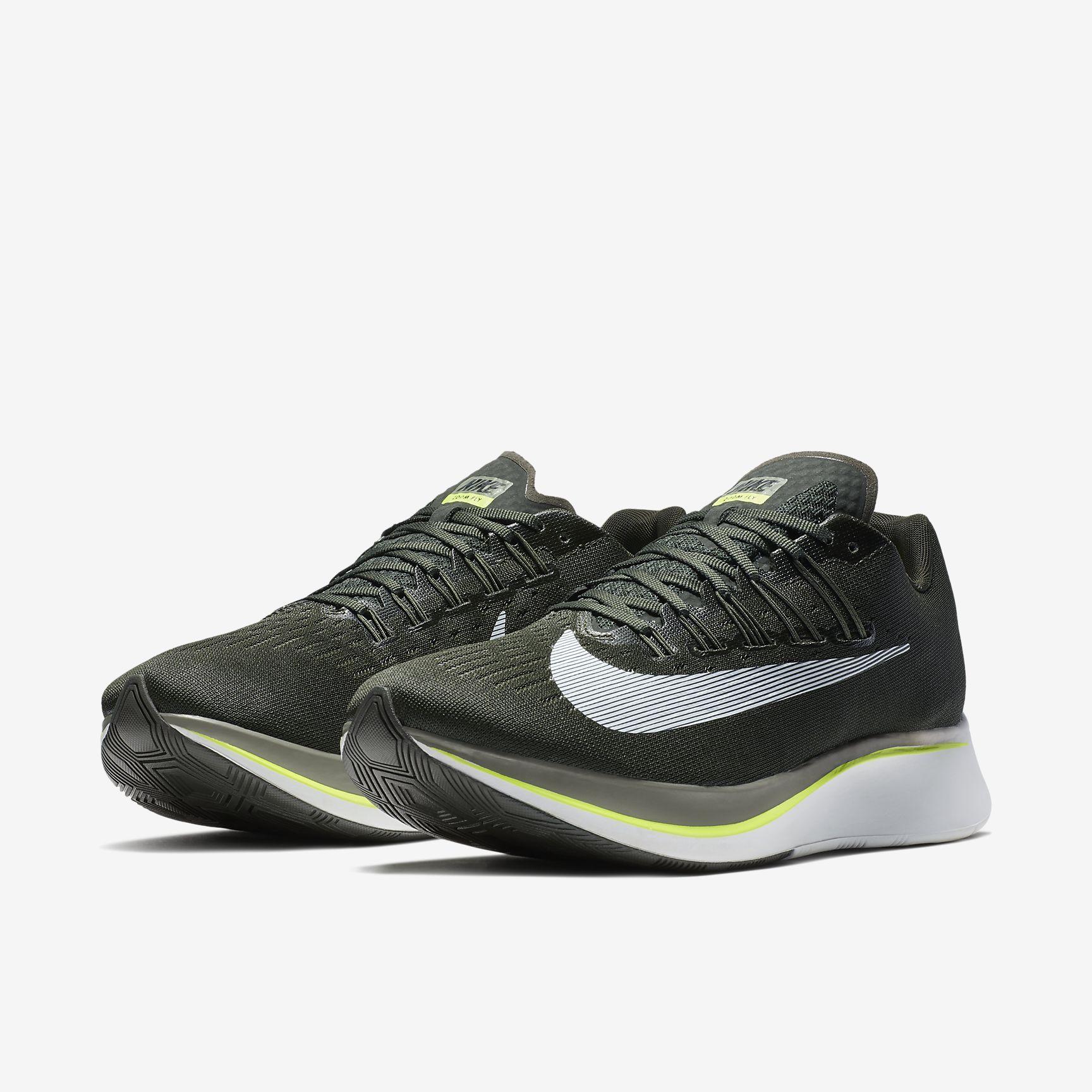 Une étude confirme le gain de 4% sur la foulée des Nike Vaporfly