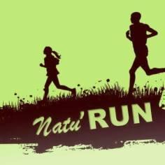 Logo NATU'run