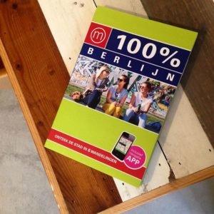 boekje van 100% berlijn