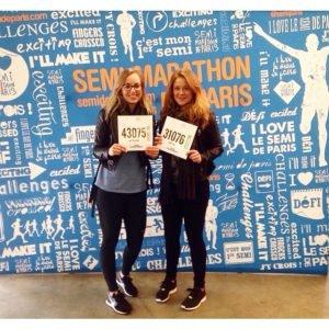 Esther en Kelly Semi Paris