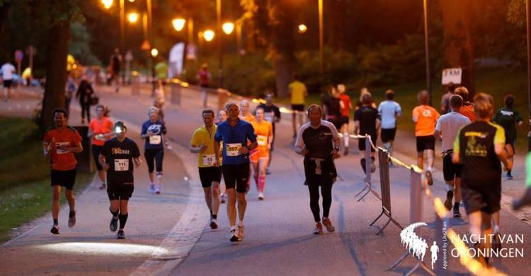 Nacht van Groningen Hardloopwedstrijden