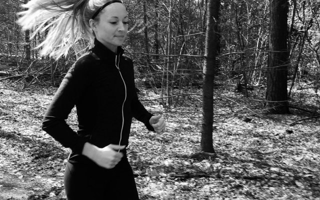 Running Girl van de week: Japke!
