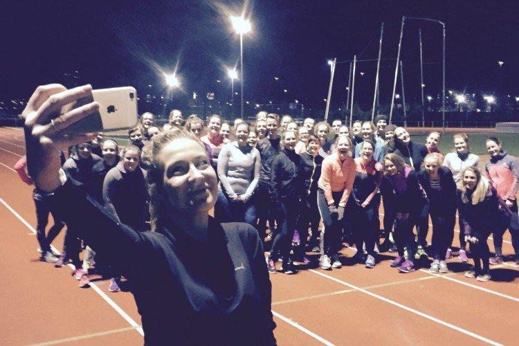 Running Girls Groingen