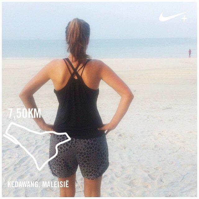 Running Girl Wilja