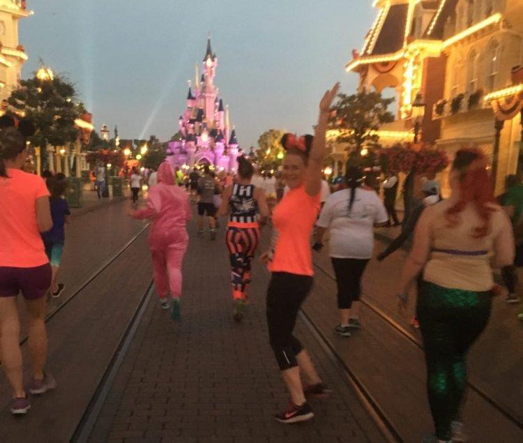 Disneyland 5km