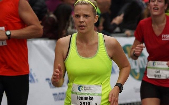 Running Girl van de week: Jenneke!