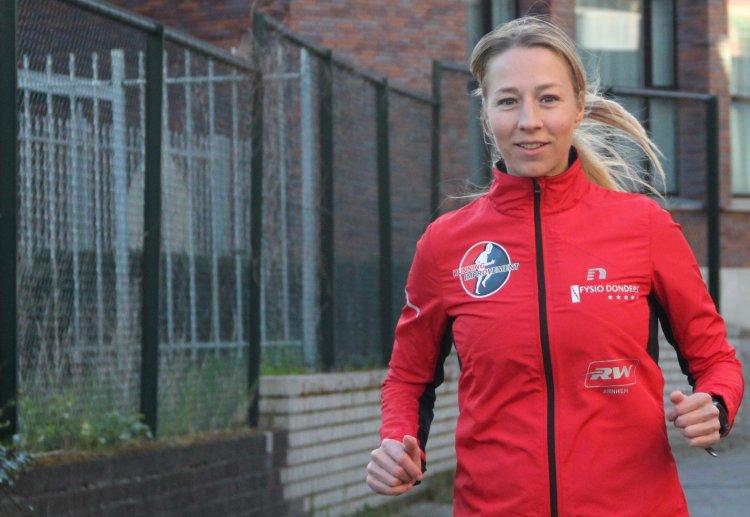 Running Girl Erlinde