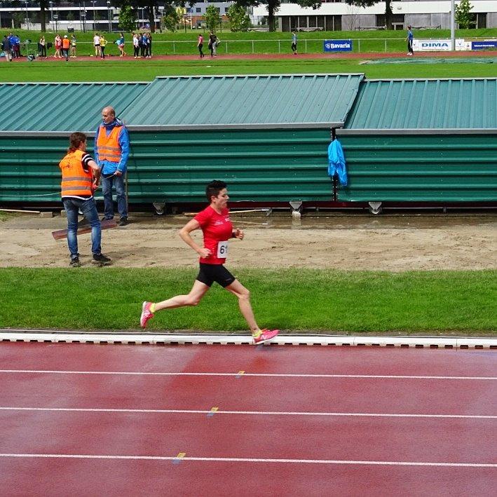 Running Girl Sjoukje
