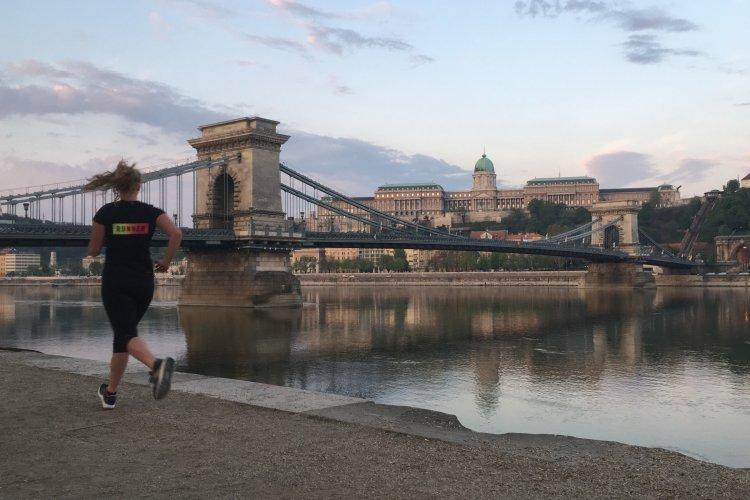 Hardlopen in Boedapest!