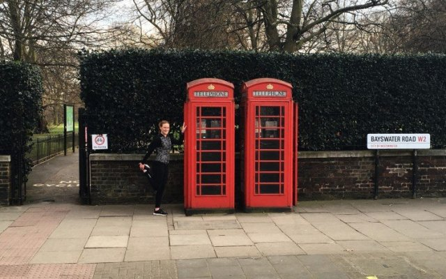 Hardlopen in Londen!