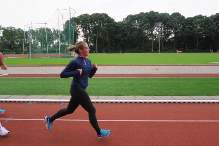 Running Girl Silvana