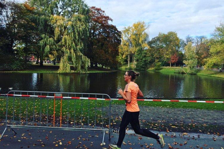 Running Girl van de week: Silvana!