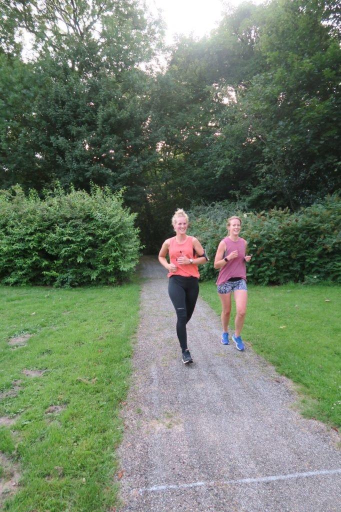 Running Girls Groningen feestje