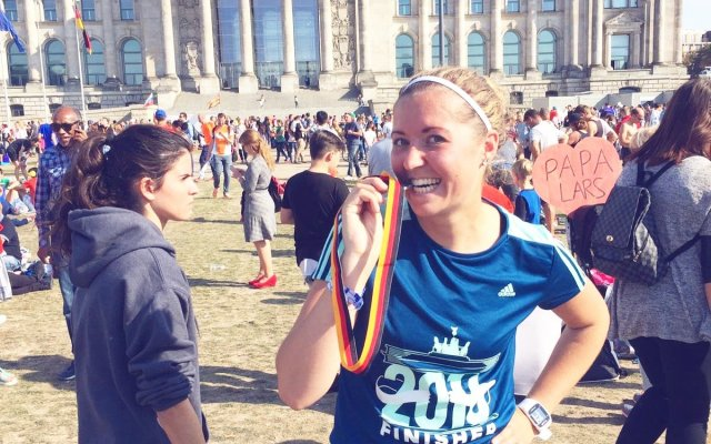 Running Girl van de week: Susan!
