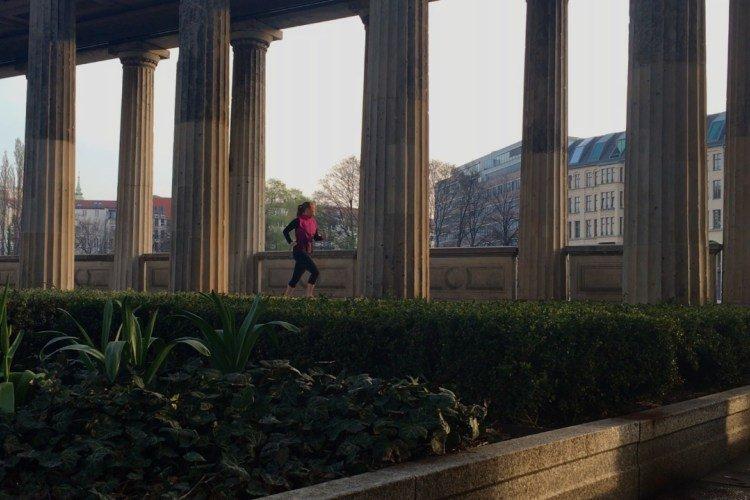 Hardlopen in Berlijn