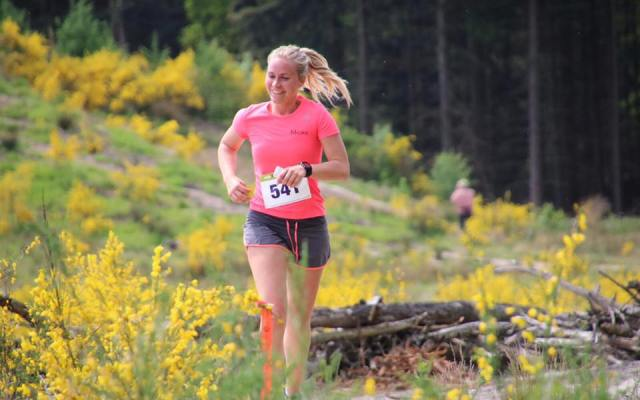 Running Girl van de week: Meike!