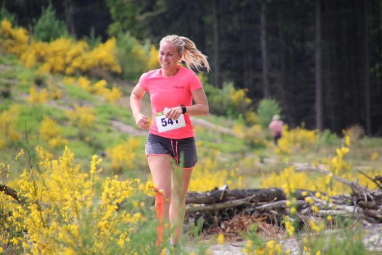 Running Girl van de week: Meike!