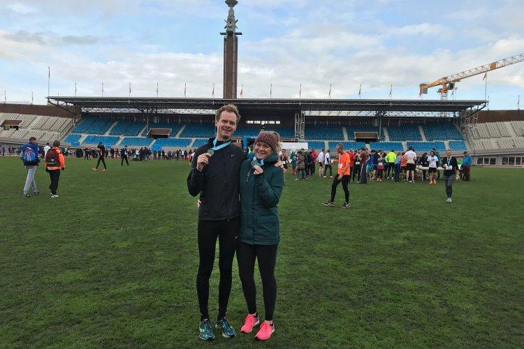 Olympisch Stadionloop 5km!
