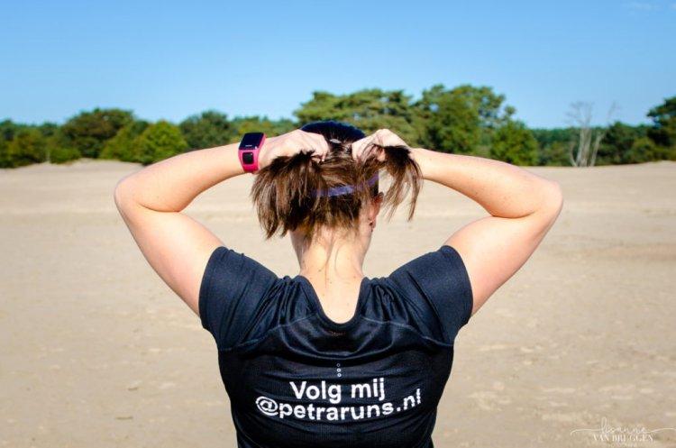 Running Girl van de week Petra