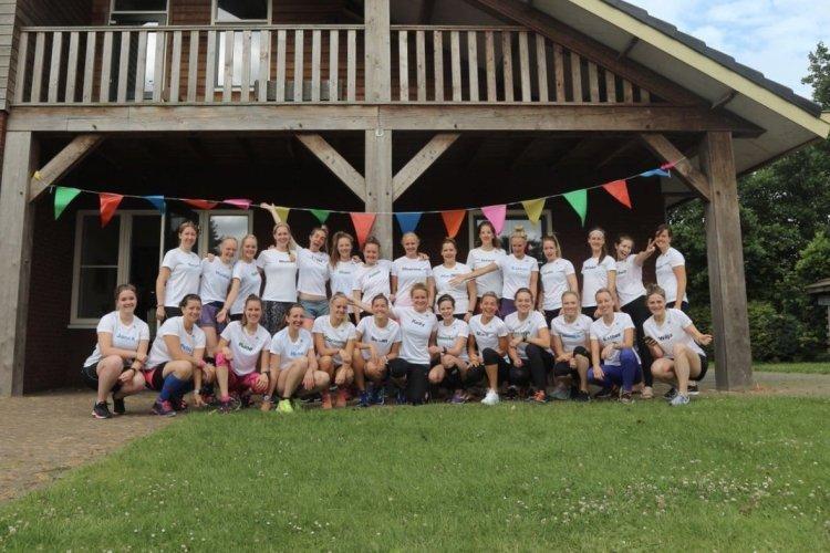 Running Girls Groningen Trainingskamp 2019!