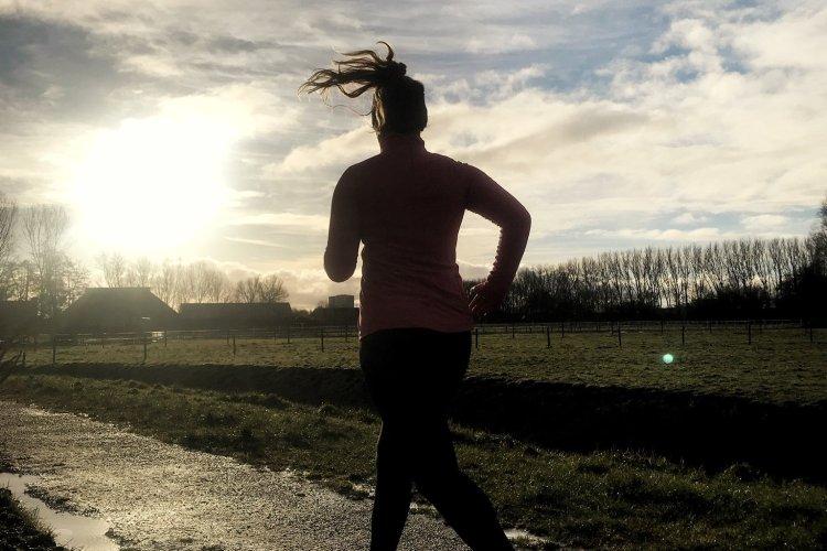 Hoe zag mijn week na de Egmond aan Zee halve marathon eruit?