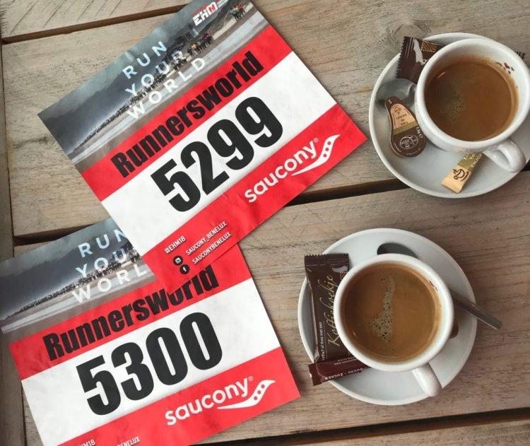 Egmond aan Zee halve marathon