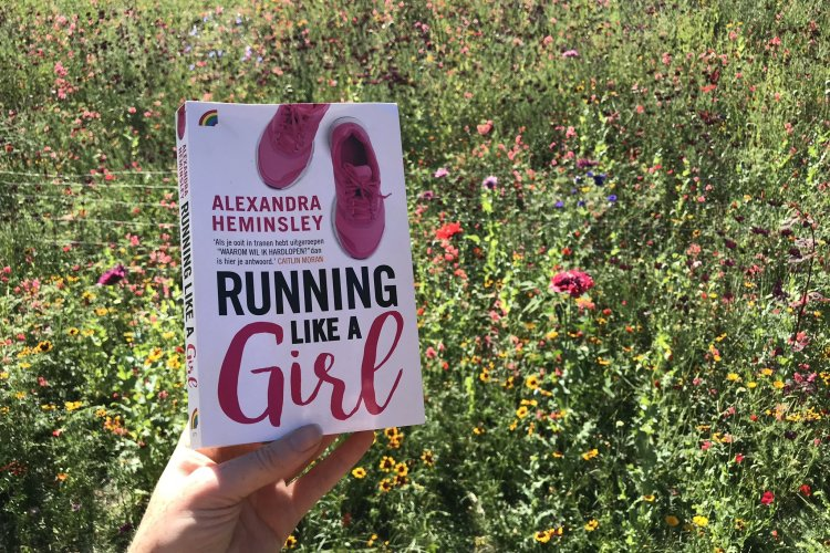 Review: Running Like A Girl! + Winactie!
