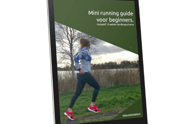 Q & A Running Guide voor beginners!