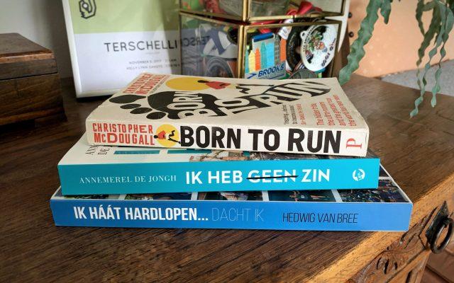 Mijn 7 favoriete hardloopboeken!