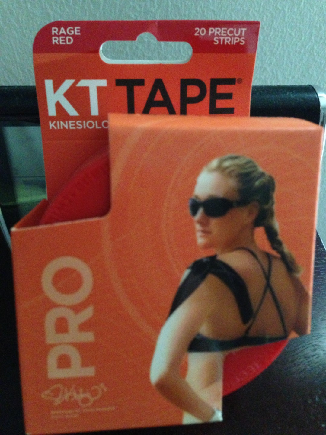 Free KT Tape from Father's Day giveaway