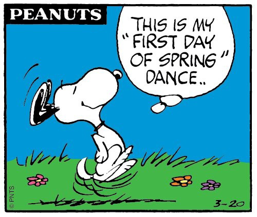 Dance into Spring!