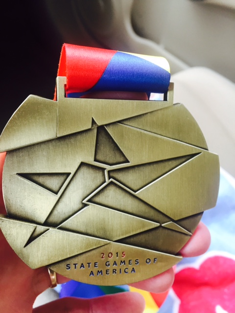 the elusive gold medal