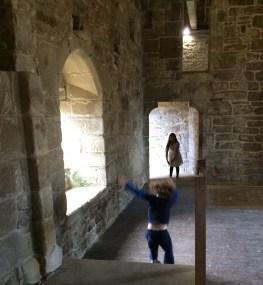 Aydon Castle 6th Aug
