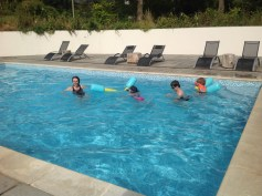 Swimming - taken by Mum (1)