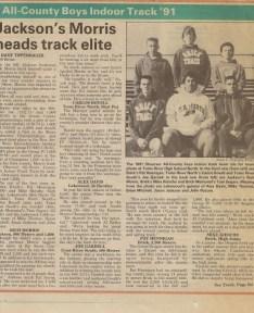 1991 indoor track