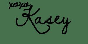 xoxo Kasey