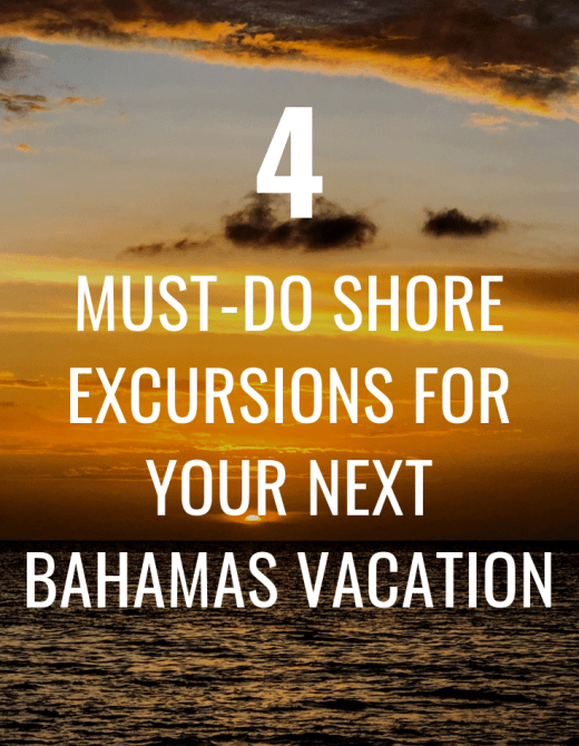 The Best Bahamas Shore Excursions to Do, featured by top US travel blog, Running in Heels