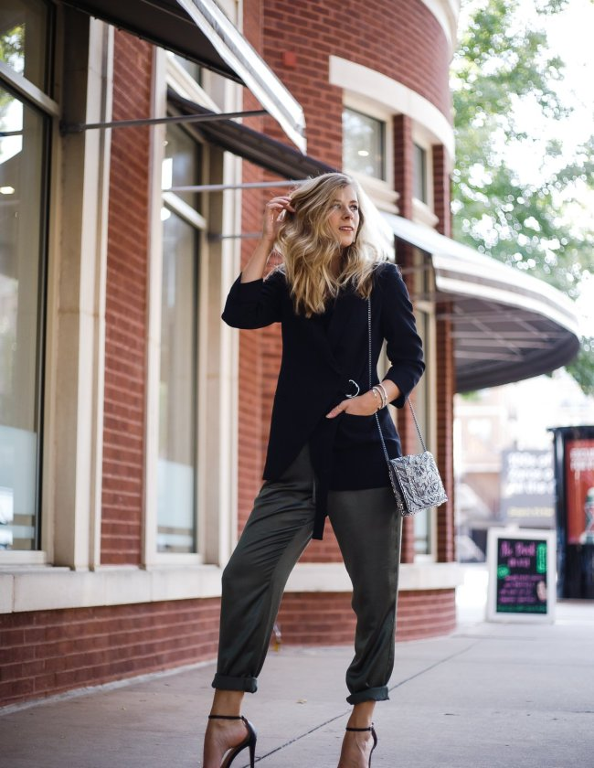 Blazer Styles for Women for Fall featured by top Dallas fashion blogger, Running in Heels.