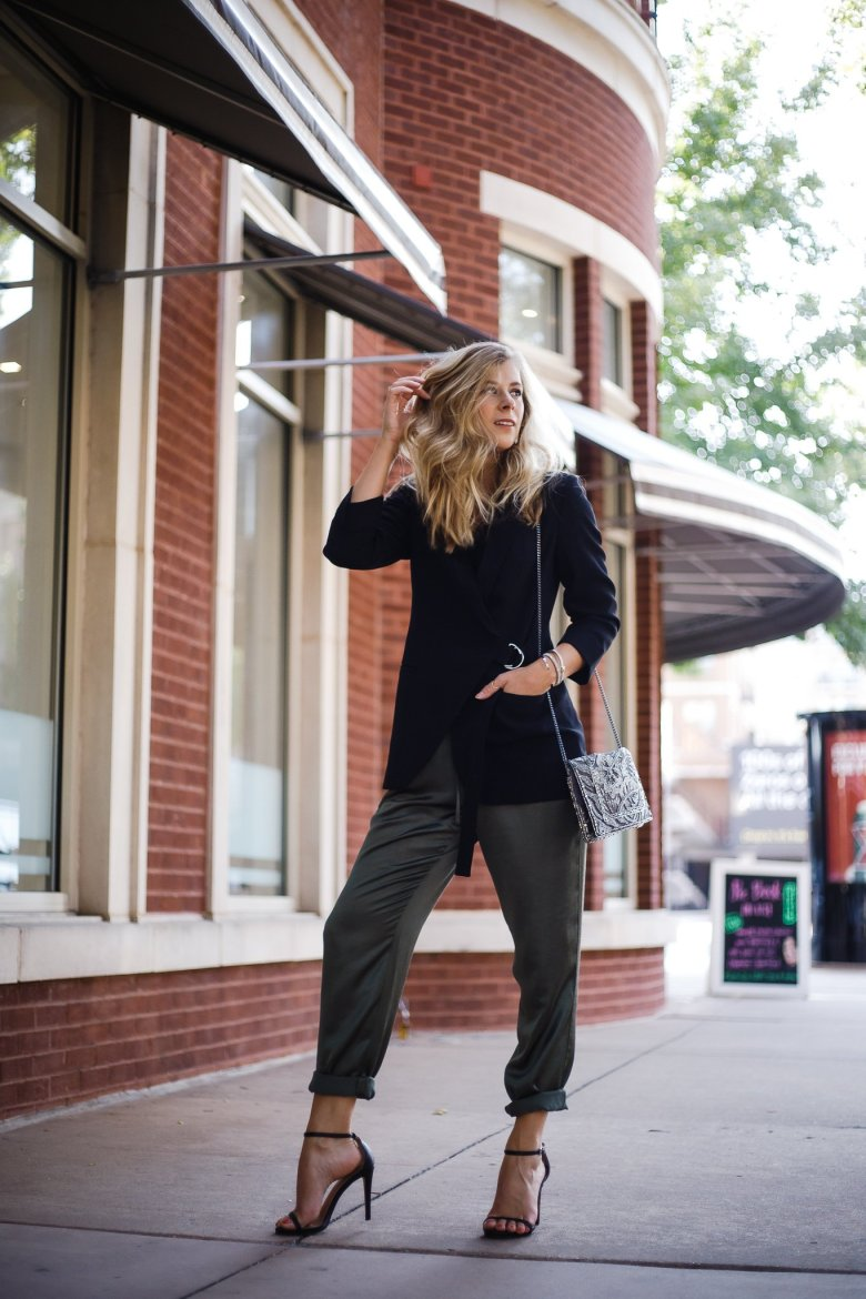 Express Fashion: 6 Cute Fall Outfits featured by top Dallas fashion blogger, Running in Heels