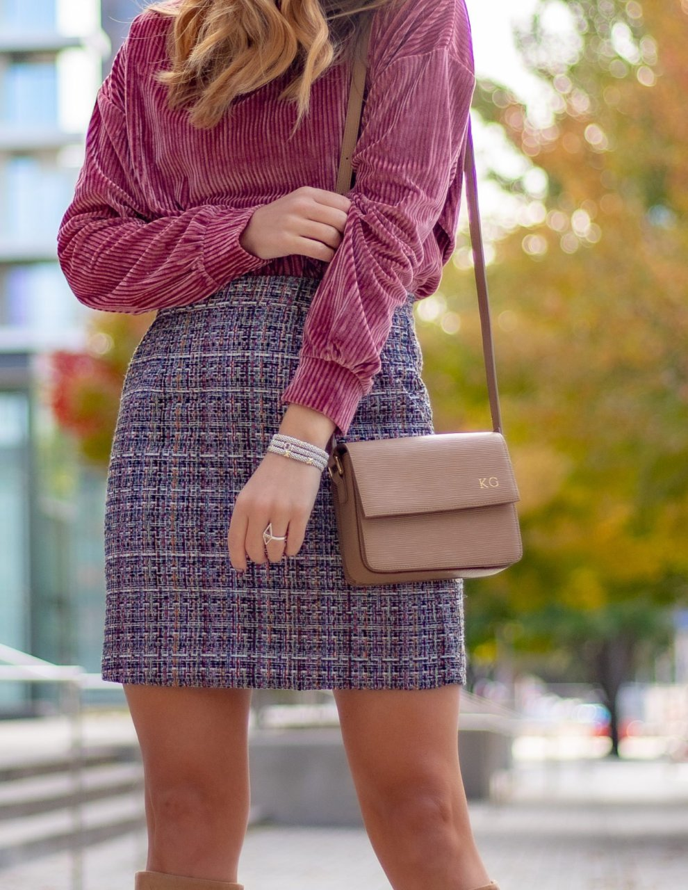 Honest Truth About Full Time Blogging and going back to work, thoughts featured by top US life and style blogger and influencer Kasey of Running in Heels.
