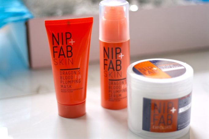 pamper yourself, Nip+Fab