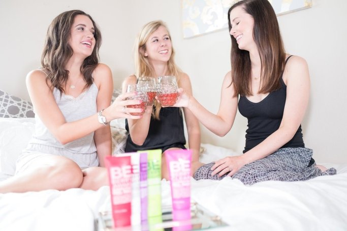3 Must Haves for Girls Night