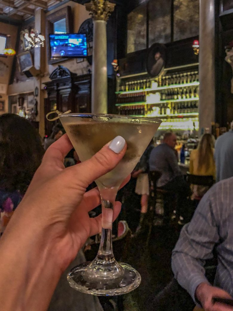 Where to go for drinks in NYC, featured top US travel blog, Running in Heels