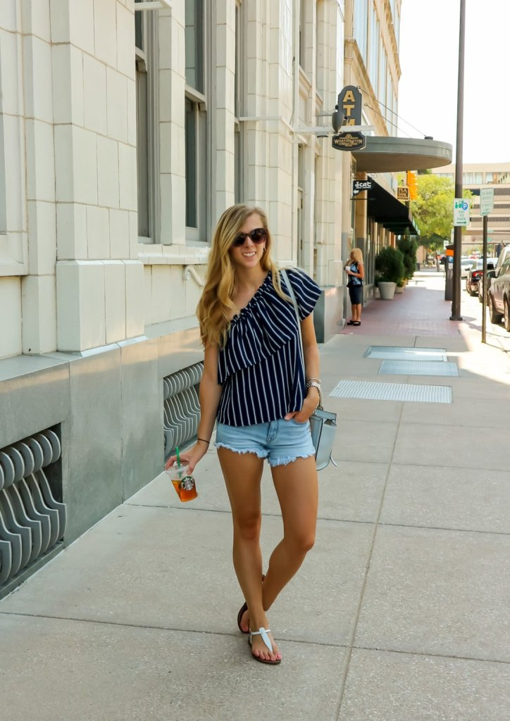 Easy weekend getaways from Dallas featured by top Dallas blog Running in Heels: Fort Worth TX | Zylina Wooden Sunglasses