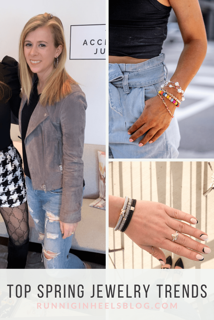 Spring Jewelry Trends to Wear featured by top Dallas fashion blog, Running in Heels