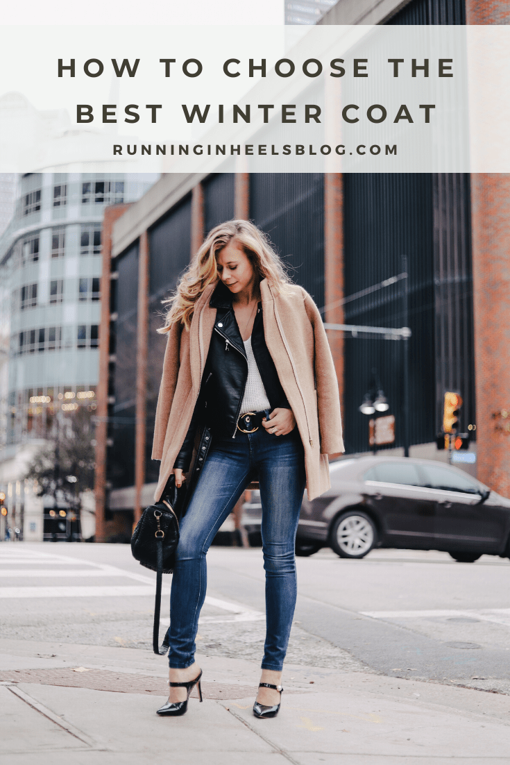 How to Choose the Best Winter Coats, camel coat featured by top US fashion and style blogger, Running in Heels
