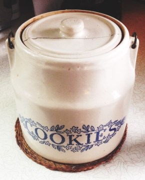 Mom's Cookie Jar