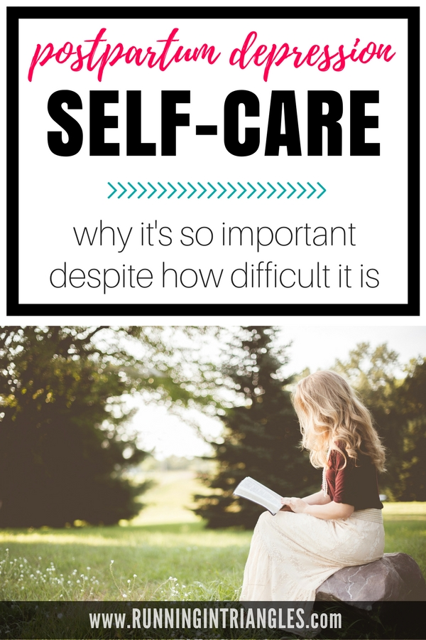 Self Care Tips for Battling Postpartum Depression